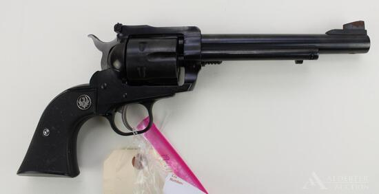 Ruger New Model Blackhawk single action revolver.