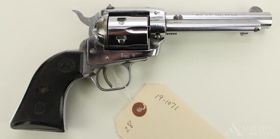 Tanarmi/FIE Model E15 single action revolver.