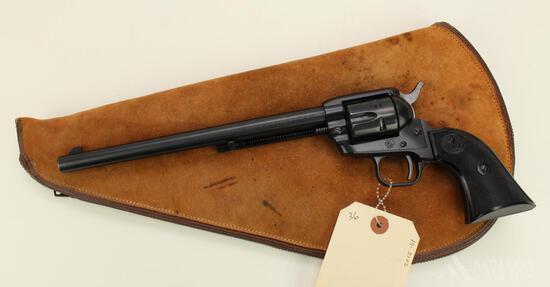 Colt Buntline Scout single action revolver.