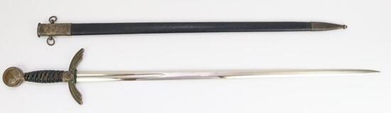 German WWII Luftwaffe Sword