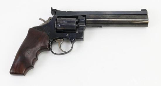 Smith & Wesson 10-5 double action revolver.