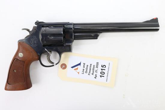 Smith & Wesson 29-2 double action revolver.