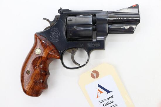 Smith & Wesson 24-3 double action revolver.