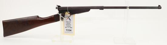 Hamilton Model 19 single shot boys rifle.