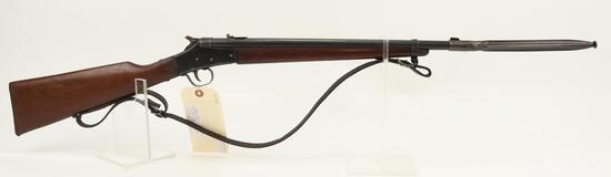 CJ Hamilton No. 35 boys rifle.
