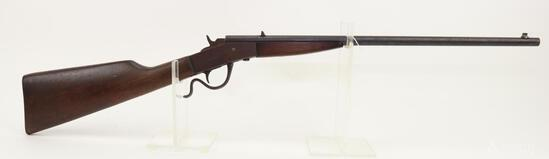 Page-Lewis Arms Co. Model A-Target single shot rifle.