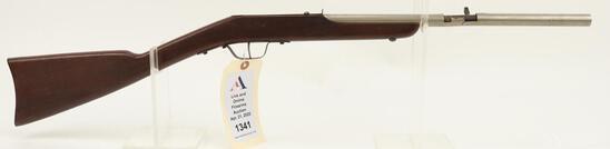 Durand Mfg. Co. single shot boys rifle.