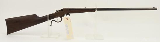 J. Stevens A&T Co. Favorite single shot falling block rifle.