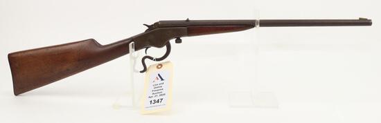 J. Stevens Arms Co. M26 Crackshot single shot rifle.