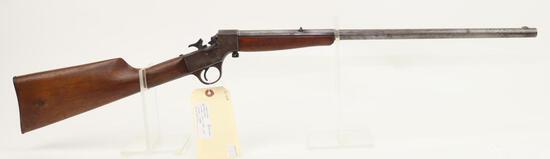 J. Stevens Arms & Tool Co. Crackshot side lever single shot rifle.