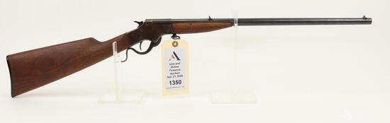 J. Stevens Arms & Tool Co. Marksman single shot tip up rifle.