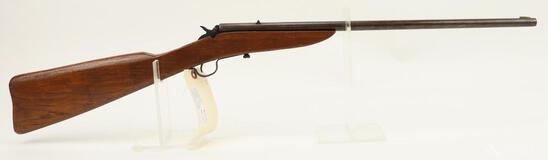 J. Stevens Arms Co. Stevens Jr. single shot rifle.