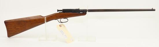 Deutsche Werke no. 1 single shot rifle.