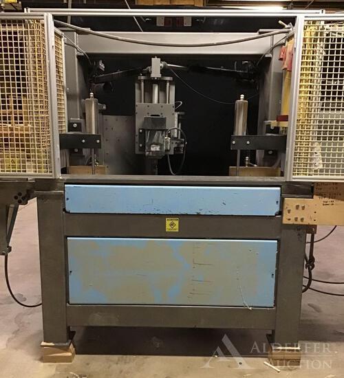 Cordes Machine Stair-Rout Model 40
