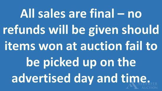 AUCTION INFO