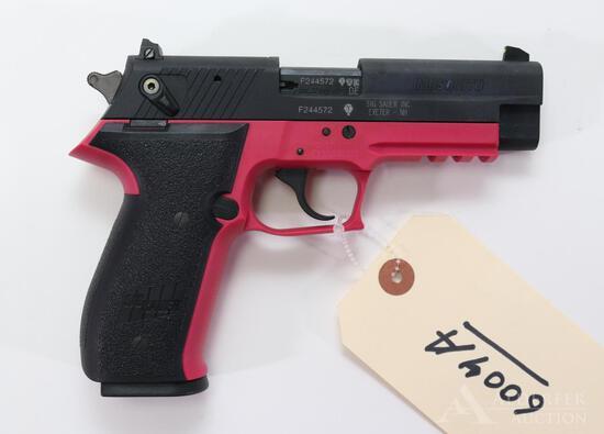 Sig Sauer Mosquito Semi-Automatic Pistol.