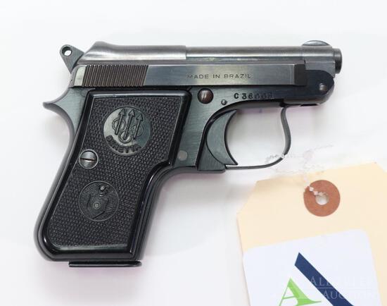 Beretta 950B Minx Semi-Automatic Pistol.