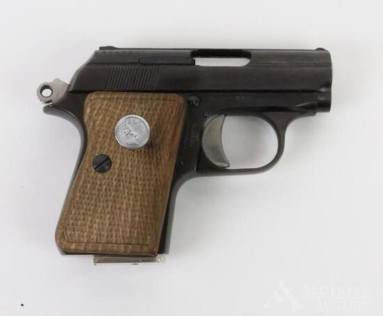 Colt Junior Semi-Automatic Pistol.