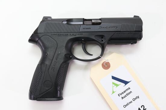 Beretta PX4 Storm Semi-Automatic Pistol.
