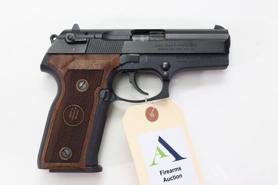 Beretta Cougar 8045F Semi-Automatic Pistol.