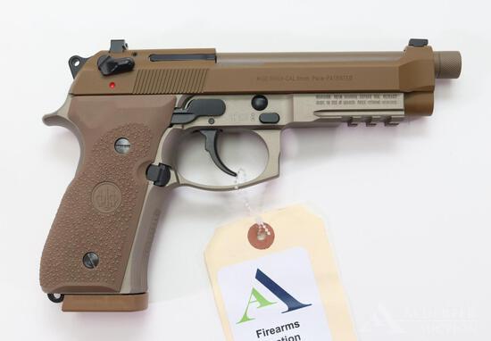 Beretta M9A3 Semi-Automatic Pistol.