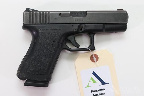 Glock 23 Semi-Automatic Pistol.