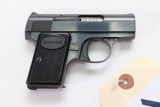 Browning Baby Semi-Automatic Pistol.