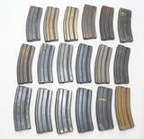 AR-15 30 Round Magazines.