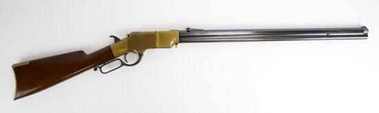 Brass Frame .44 Caliber 1860 Henry Repeating Rifle--Serial #1109