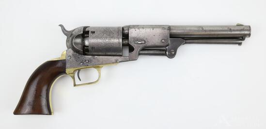 Colt Dragoon Revolver-2nd Model