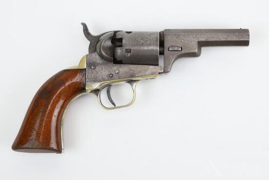 """Colt Model 1849 """"Wells Fargo"""" Pocket Revolver"""