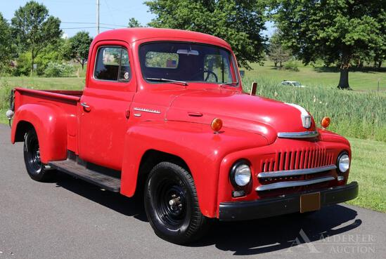 1952 International Pickup L-110