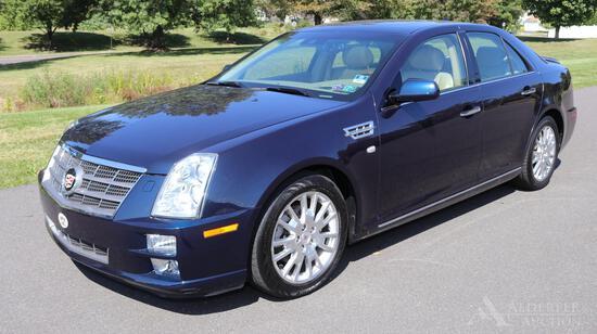 2009 Cadillac STS Passenger Car