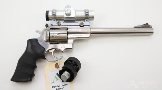 Ruger Super Redhawk double action revolver.
