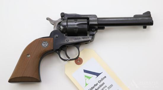 Ruger New Model Single-Six single action revolver.