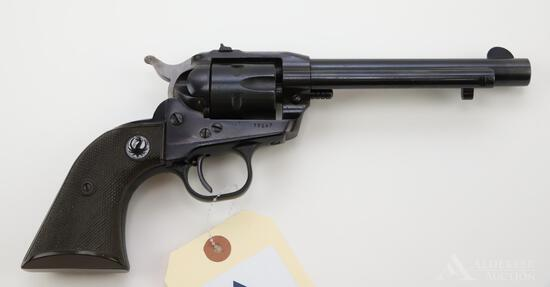 Ruger Single-Six single action revolver.