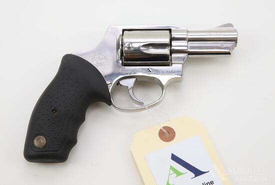 Taurus 605 double action revolver.