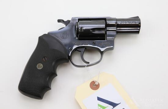 Rossi/Braztech 351 double action revolver.