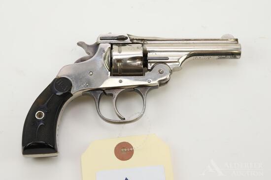 Hopkins & Allen Safety Police double action revolver.