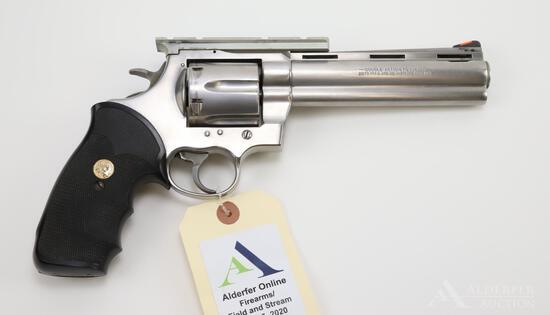 Colt Anaconda double action revolver