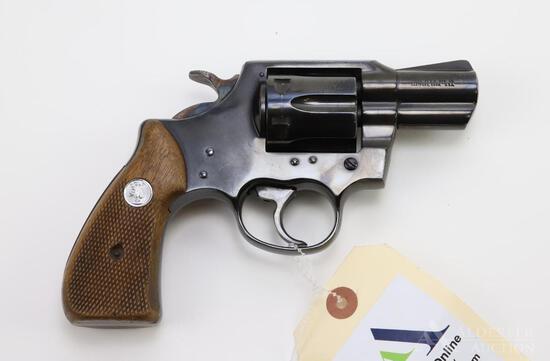Colt Lawman MK III double action revolver