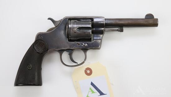Colt New Army 1903 double action revolver