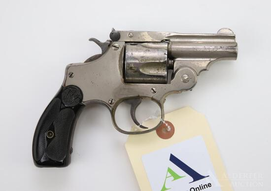 Smith & Wesson 38 double action revolver