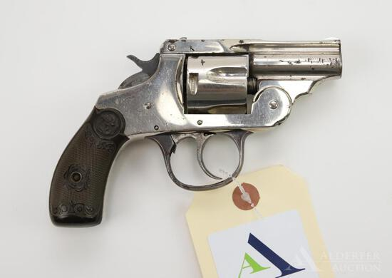Iver Johnson Safety Hammer double action revolver