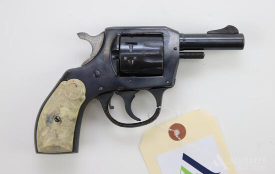 H&R 922 double action revolver