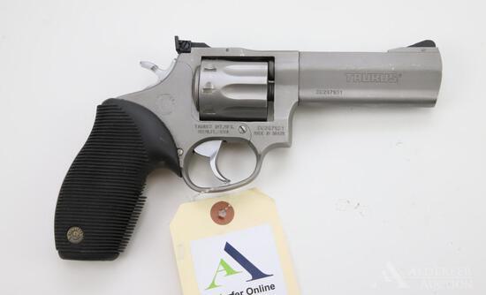 Taurus Tracker double action revolver