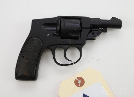 Arminius Hammerless double action revolver