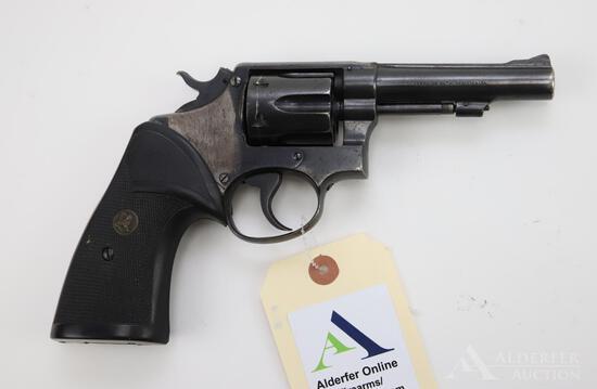 Gabilondo CIA Elgoibar Ruby Extra double action revolver