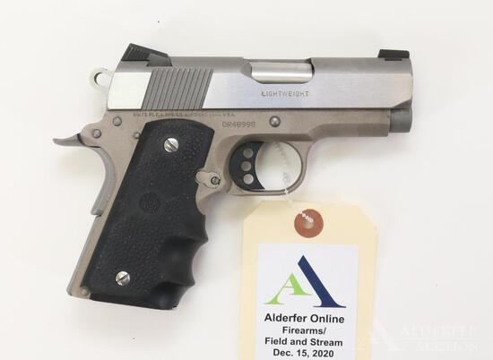 Colt Defender Series 90 lightweight semi auto pistol