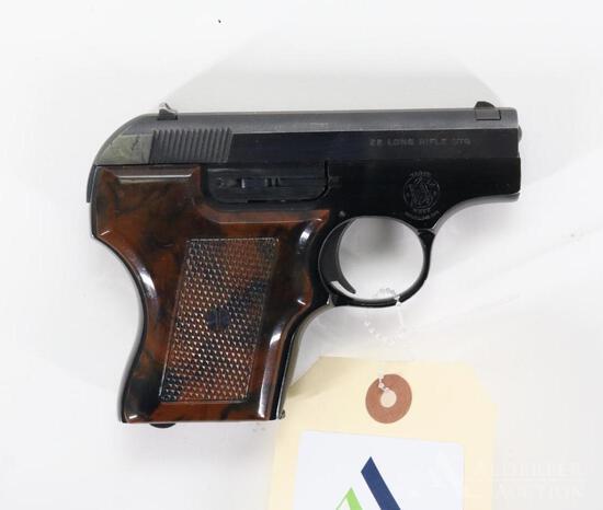 Smith & Wesson 61-3 semi auto pistol